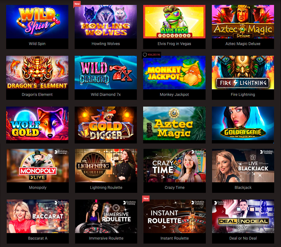 King Billy Casino Magic Idol bonus code