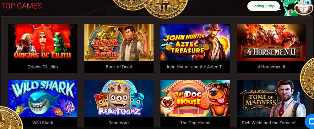 Bitcoin casino.com