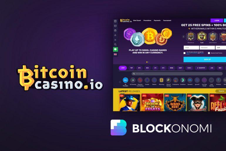 Online bitcoin casino mit merkur spiele